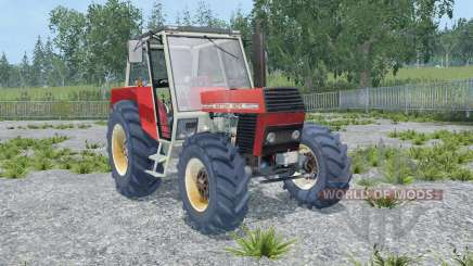 Zetor 8011 real power for Farming Simulator 2015