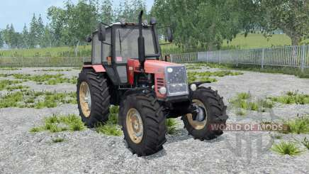 MTZ-1221 Belaus for Farming Simulator 2015