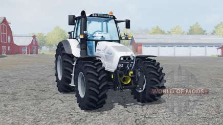 Lamborghini R6.135 VRT front loader for Farming Simulator 2013