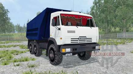 KamAZ-55111 color selection color for Farming Simulator 2015