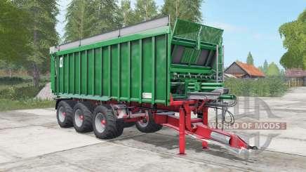 Kroger Agroliner TAW 30 pigment green for Farming Simulator 2017