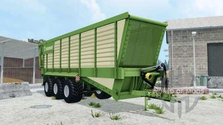 Krone TX 560 D for Farming Simulator 2015