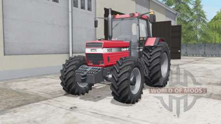 Case IH 1455 XL dual rear wheels for Farming Simulator 2017