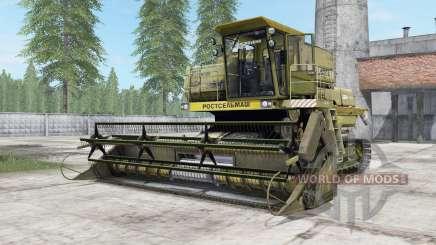 Don-1500B crawler for Farming Simulator 2017