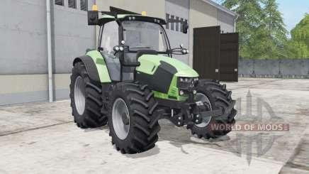 Deutz-Fahr 5110 TTV feijoa for Farming Simulator 2017