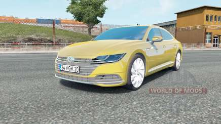 Volkswagen Arteon 4motion Elegance 2017 for Euro Truck Simulator 2