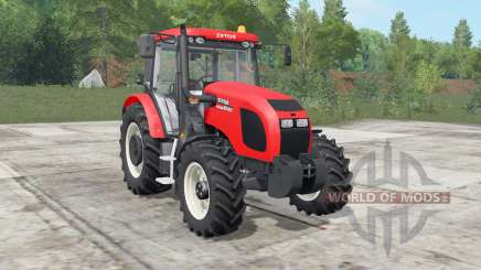 Zetor Proxima 8441 sunburnt cyclops for Farming Simulator 2017