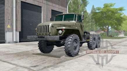 Ural-4420 for Farming Simulator 2017