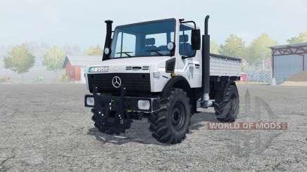 Meᶉcedes-Benz Unimog U1450 (Bᶉ.427) for Farming Simulator 2013
