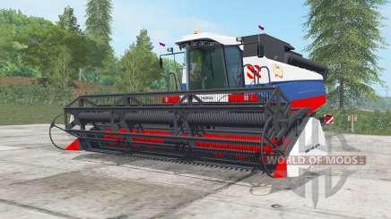 Acros 530 Russian flag for Farming Simulator 2017