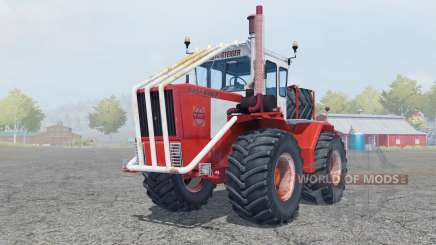 Raba-Steiger 250 amaranth red for Farming Simulator 2013