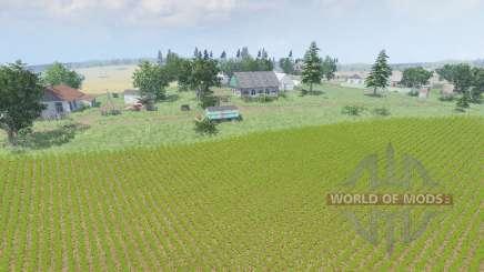 Western region for Farming Simulator 2013
