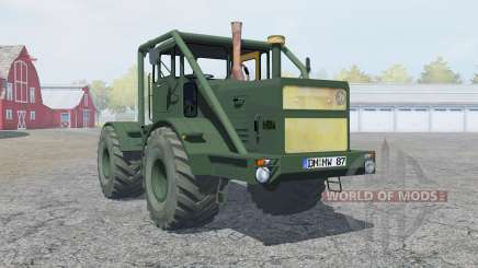 Kirovets K-700A, dark green color for Farming Simulator 2013