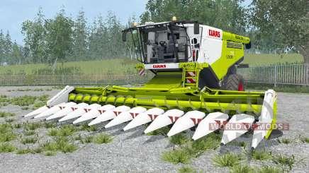 Claas Lexion 770 TerraTrac rio grande for Farming Simulator 2015