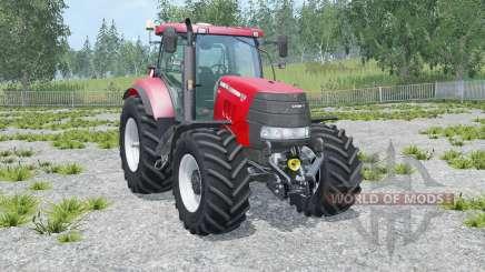 Case IH Puma 225 CVX double wheels for Farming Simulator 2015