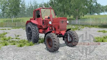 MTZ-82 Belarus soft-red color for Farming Simulator 2015
