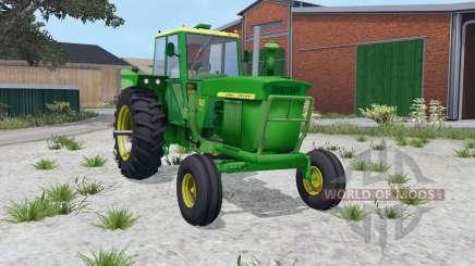 John Deere 4020 front loader for Farming Simulator 2015