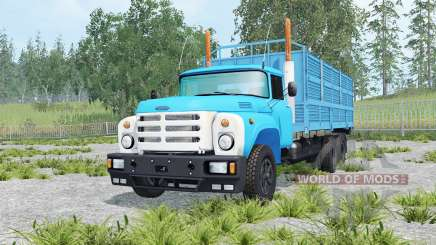 ZIL-133GÂ 1987 for Farming Simulator 2015