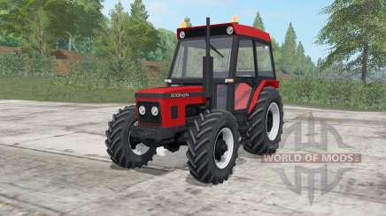 Zetor 6245 choice color for Farming Simulator 2017