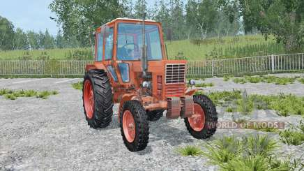 80 and MTZ 82 Belarus for Farming Simulator 2015