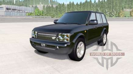 Land Rover Range Rover (L322) for BeamNG Drive