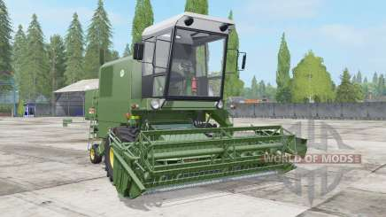 Bizon Super Ȥ056 for Farming Simulator 2017