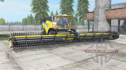 New Holland CR10.90 ripe lemon for Farming Simulator 2017