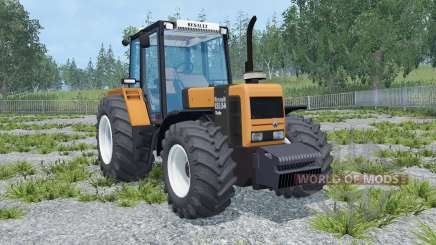 Renault 155.54 TX rajah for Farming Simulator 2015