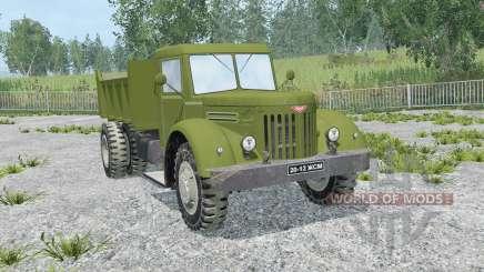 MAZ-205, 1961 for Farming Simulator 2015