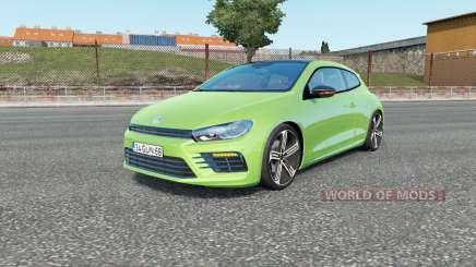 Volkswagen Scirocco R 2014 for Euro Truck Simulator 2