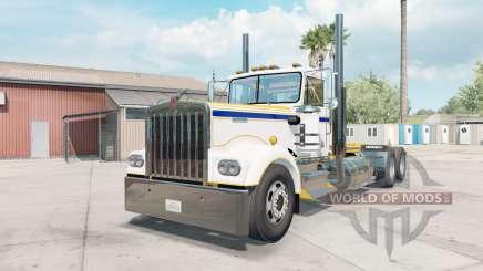 Kenworth W900A sauvignon for American Truck Simulator