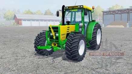 Buhrer 6135 A front loader for Farming Simulator 2013