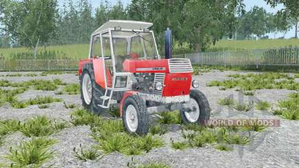 Ursus 1201 animation levers for Farming Simulator 2015
