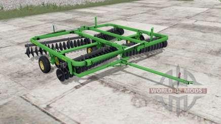 John Deere 220 for Farming Simulator 2017