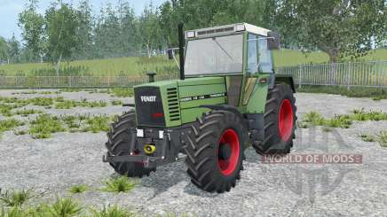 Fendt Farmer 310&312 LSA Turbomatik for Farming Simulator 2015