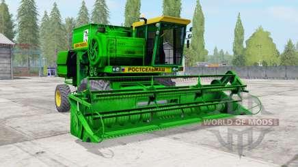 Don-1500B light green Okas for Farming Simulator 2017