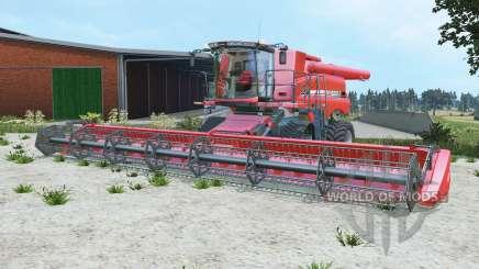 Case IH Axial-Flow 9230 deep carmine pink for Farming Simulator 2015