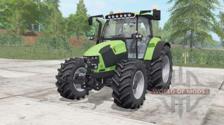 Deutz-Fahr 5130 TTV for Farming Simulator 2017
