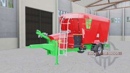 Strautmann VM 1801 Double for Farming Simulator 2017