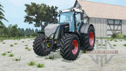 Fendt 939 Vario Black Beauty for Farming Simulator 2015