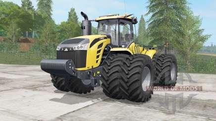 Challenger MT945-975E back hitch for Farming Simulator 2017