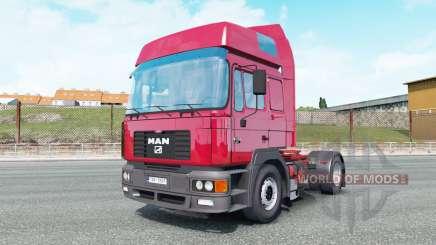 MAN F2000 19.414 for Euro Truck Simulator 2