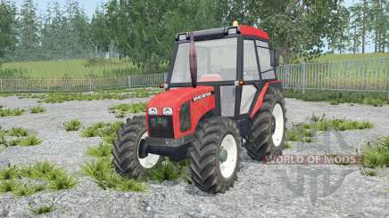Zetor 5340 front loader for Farming Simulator 2015