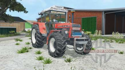 ZTS 14245 sunset orange for Farming Simulator 2015