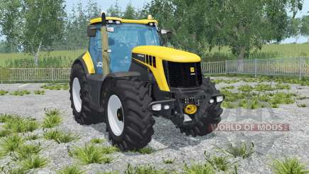 JCB Fastrac 8310 golden dream for Farming Simulator 2015