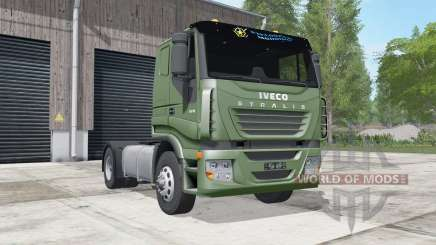 Iveco Stralis choice color for Farming Simulator 2017