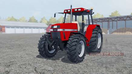 Case IH Maxxum 5150 rosso corsa for Farming Simulator 2013