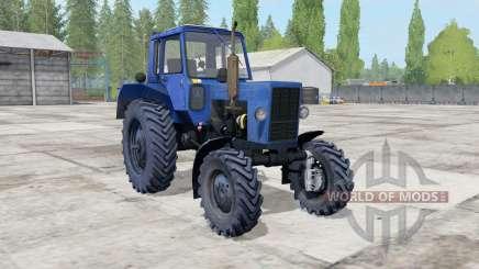 MTZ-82 Belus for Farming Simulator 2017