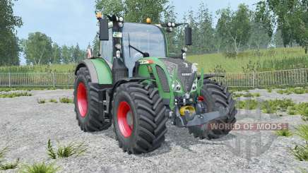 Fendt 714-724 Vario for Farming Simulator 2015