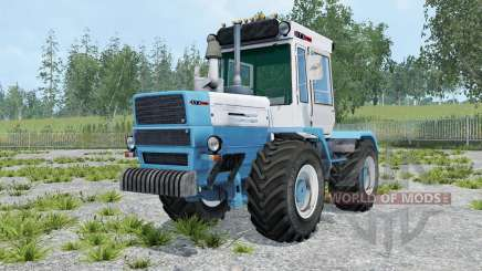 T-200K moderate blue color for Farming Simulator 2015
